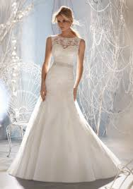 Chapel Train Wedding Dresses Strapless Slim A Line Chapel Train Wedding Dress Style 2105