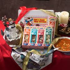 soup gift baskets leonard mountain merry christmas soups