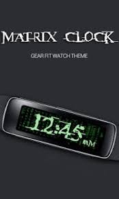 gear fit apk app matrix clock pro for gear fit apk for windows phone android