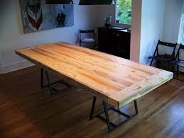 Pine Dining Room Tables Beetle Kill Pine Dining Table Top For The Home Pinterest