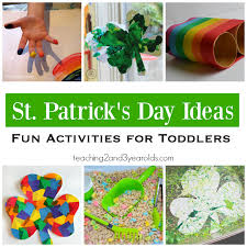 For Toddlers St S Day Activities For Toddlers