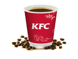 Coffee Kfc our food kfc
