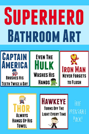 Boy Bathroom Ideas by Best 25 Superhero Bathroom Ideas Only On Pinterest Super Hero
