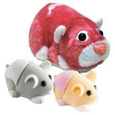 buy zhu zhu pets hamsters u0026 babies playset animated soft