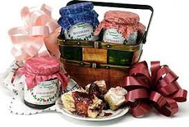 vermont gift baskets summer in vermont preserves a delightful basket is filled with