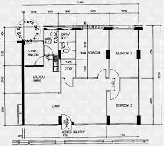 floor plans for tampines street 33 hdb details srx property