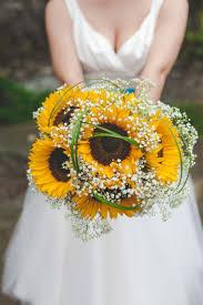 sunflower wedding bouquet wedding ideas sunflower wedding bouquet sunflower wedding