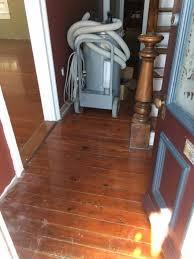 Pine Plank Flooring Refinishing U0026 Restoring Old Heart Pine Plank Flooring St