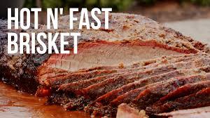 n u0027 fast brisket how to grill a texas brisket steak youtube