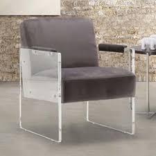 Lucite Armchair Lucite Chair Wayfair