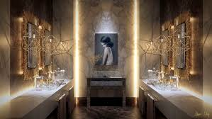 glamorous bathroom designs for perfect relaxation