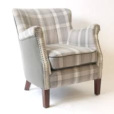 Aubergine Armchair Chairs