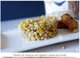 cuisiner le sarrasin grains de sarrasin aux légumes comme un risotto l atelier de boljo