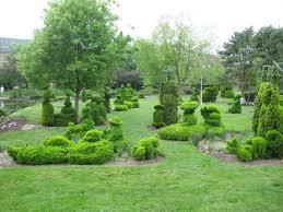 Columbus Topiary Garden - unique little known topiary park in columbus ohio