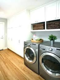 laundry room floor cabinets laundry room cupboards white shaker laundry room cabinets with gray