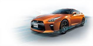 nissan gtr katsura orange artstation automotive visualization gtr 2017 in katsura orange