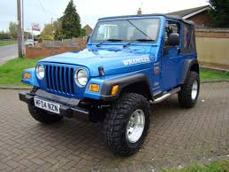 jeep 2004 second hand jeep wrangler 4 0 sport tr2 2dr for sale in leighton