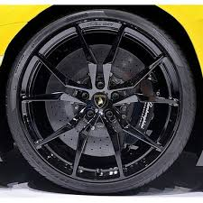 lamborghini aventador rims aventador dione alloy wheel set black available with tyres