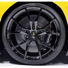 lamborghini aventador wheels aventador dione alloy wheel set black available with tyres