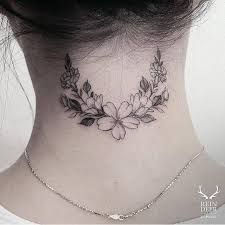 Back Neck Tattoos For - best 25 back of neck ideas on side neck
