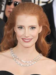 jessica chastain the jewellery editor