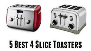 Best Four Slice Toaster Uk Best 4 Slice Toasters Buy In 2017 Youtube
