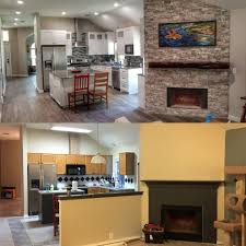 massive metal building in creedmoor pedernales construction combine that with new tile floors paint and trim throughout the house and you have a major home upgrade for a fraction of the increased value of the home
