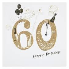 woodmansterne party hat u0026 champagne 60th birthday bluewater 2 50