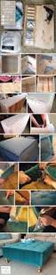 diy upholstered ottoman u2014 wouldn u0027t it be lovely