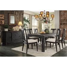 7 Piece Dining Room Set by Riverside 11850 11857 11857 11857 Bellagio 7 Piece Dining Table