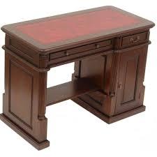 bureau pc meuble bureau informatique style victorien alford meuble de style