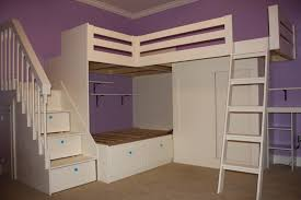 bedroom cool kids loft beds minimalist closet wardrobe storage