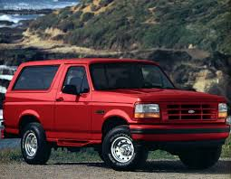 2016 Bronco Svt 2016 Ford Svt Bronco Vehicles Bob Is The Oil Guy