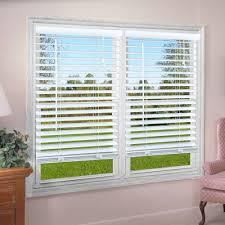 decorating faux wood blinds lowes aluminum mini blinds lowes