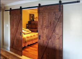 Barn Door Design Ideas Building A Barn Door For Bathroom 15 Dreamy Sliding Barn Door