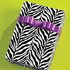 zebra print wrapping paper zebra print wrapping paper 101 printables