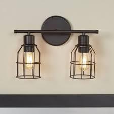 Black Bathroom Vanity Light by Vanity Lights You U0027ll Love