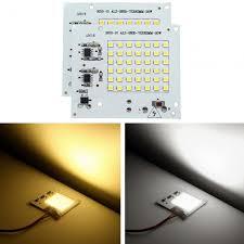 smart outdoor flood light 50w smd2835 outdoor smart ic led cob chip bead diy floodlight l