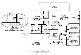 southwestern house plans ibi isla