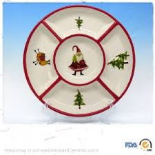personalized ceramic plates dish plates home kitchen christmas