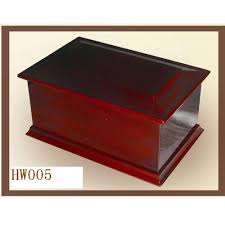 cremation boxes wooden urns cremation urns box mahogany color