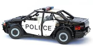 lego honda civic lego technic police interceptor youtube