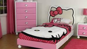 bedroom decor idea for hello kitty bedroom sfdark