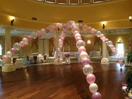 Decorations For Sweet 16 Balloon Arrangements Arches U0026 Decorations Mechanicsburg Pa Over