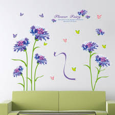 popular purple baby nursery buy cheap purple baby nursery lots english letter purple flower wall decal home sticker paper removable art picture mural kids nursery baby