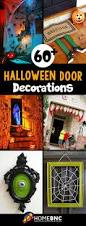 halloween door ideas 55 cool halloween door decorations 40 cool halloween front door
