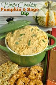white cheddar pumpkin and dip dip recipe creations