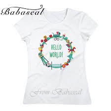 online shop babaseal brand funny t shirts newborn greeting card
