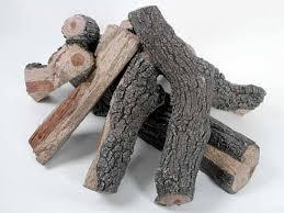 Firepit Logs Pits Rasmussen Gas Logs