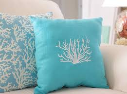 Pillow Decorative For Sofa by Bedroom Fascinating Turquoise Pillows Create Awesome Home